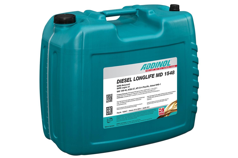 ULEI MD1548 15W40 ADDINOL LONGLIFE 20L