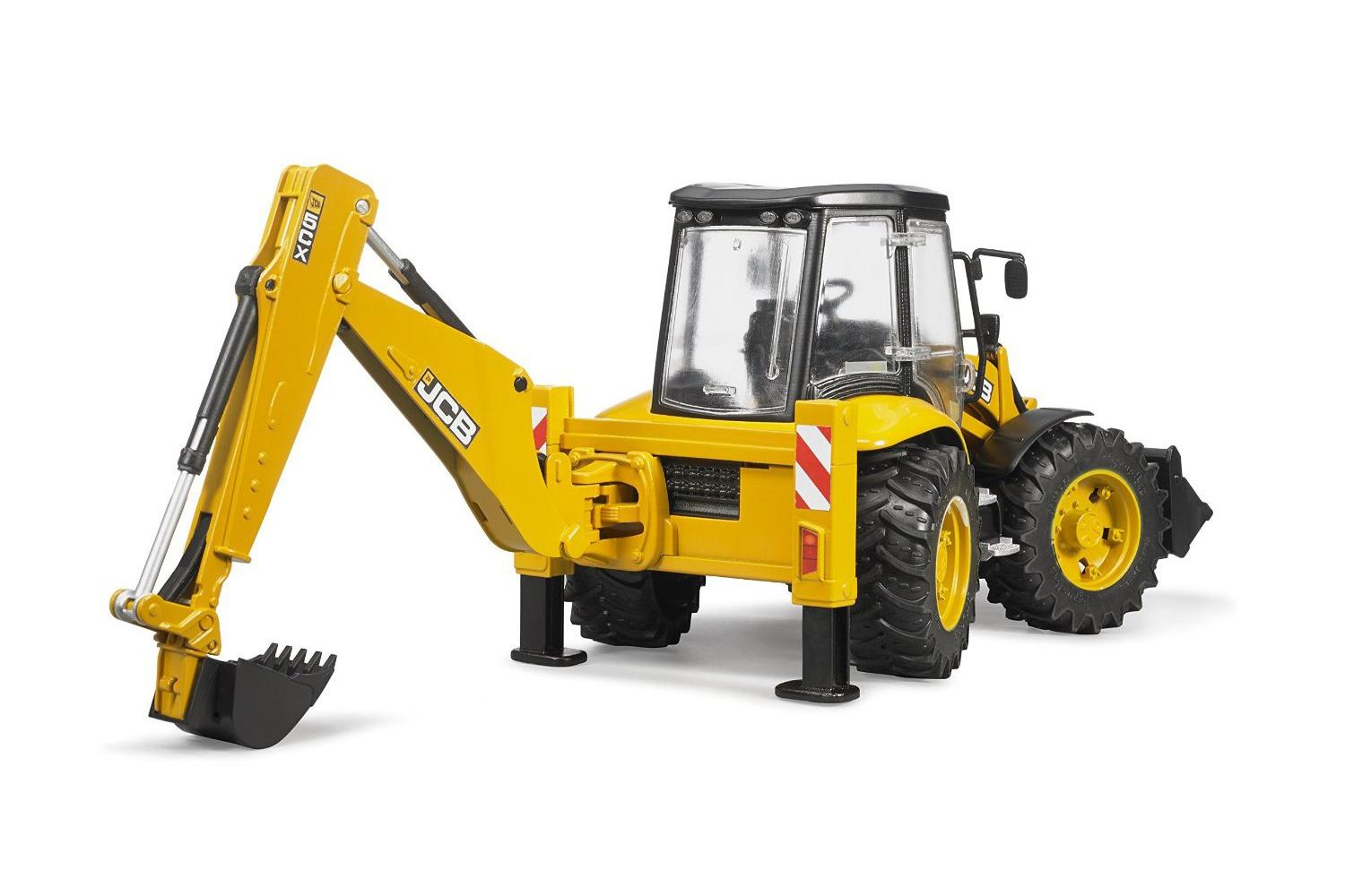JCB 5CX ECO BRUDER # 02454