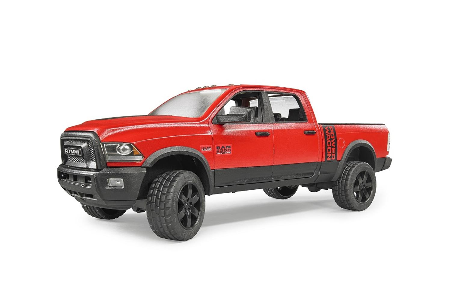 PICKUP TRUCK RAM 2500 POWER WAGON BRUDER # 02500