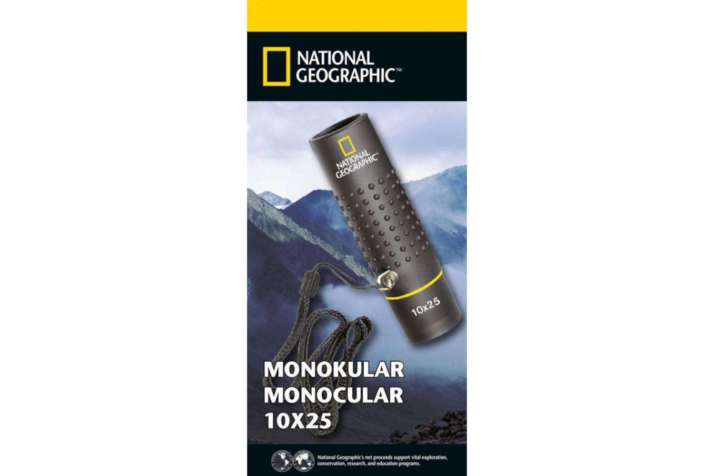 Monocular 10X25 National Geographic # 9077000