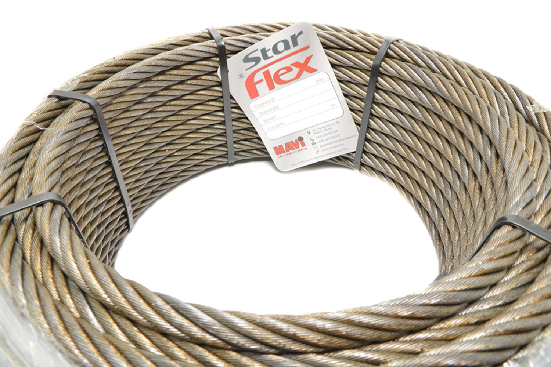 Cablu Tractiune Fi15 6X36 Starflex