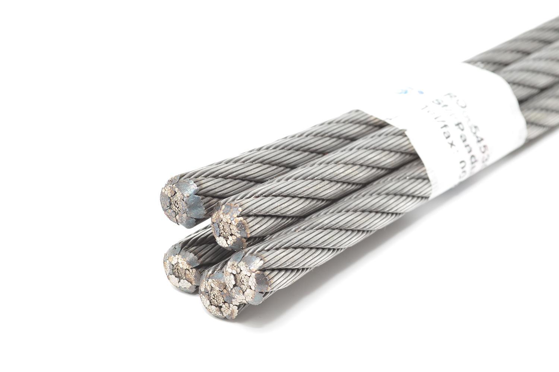 Cablu Tractiune Fi14 6X25 Compactat Grizzly