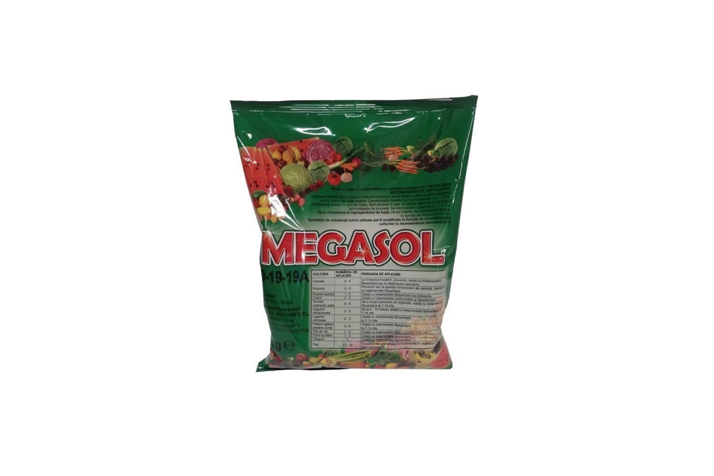 Ingrasamant Complex Npk Megasol 19-19-19A 1Kg Rosier
