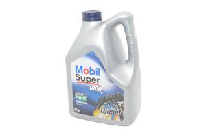 Ulei Super 1000 X1 Dsl 15w40 Mobil 5l
