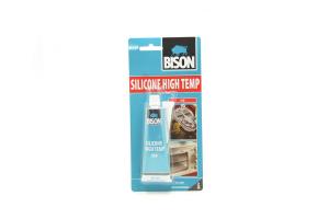 Silicon Rosu Pt. Temperatura 425100 Bison 60ml
