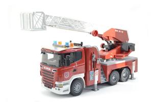 Masina De Pompieri Scania Bruder # 03590