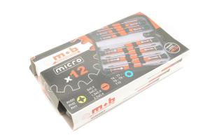 Set 12 Surubelnite Micro Bmt # 9169020001