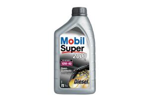 Ulei Super 2000 X1 Dsl 10w40 Mobil 1l