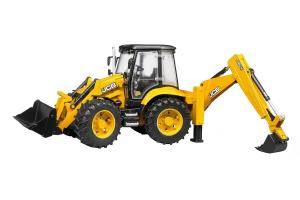 Buldoexcavator Jcb 5cx Eco Bruder # 02454