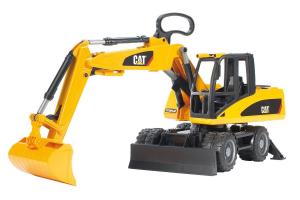 Excavator Constructii Caterpillar Bruder # 02445