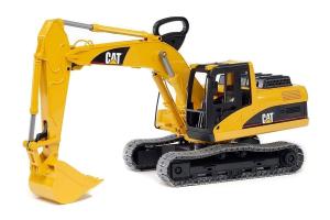 Excavator Caterpillar Bruder # 02438