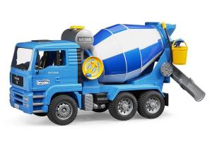 Camion Malaxor Man Bruder # 02744
