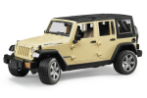 Jeep Wrangler Unilimited Rubicon Bruder # 02525