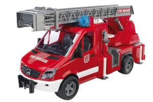 Masina De Pompieri Mercedes Sprinter Bruder # 60002532