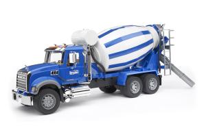 Camion Malaxor Mack Granite Bruder # 02814