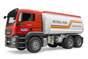 Camion Man Tgs Cu Cisterna Bruder # 03775