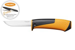 Cutit Universal Cu Ascutitor Fiskars # 156017 / 1023618