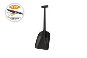 Lopata Din Plastic Pentru Masina Soliid Fiskars # 143073