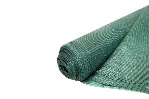 Plasa Gard/umbrire Verde Hdpe Uv 1.5x50 M Gu80% # 675985
