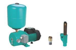 Hidrofor 0.75kw 130l/min Rezervor 25l Rotakt # Atjdw/1a-2