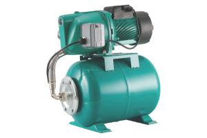 Hidrofor 0.75kw 50l/min Rezervor 25l Rotakt # Atjet100a