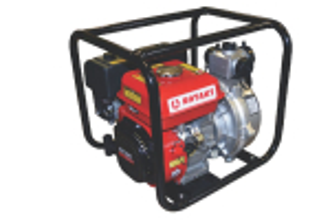 Motopompa De Presiune 2 Pe Benzina 6.5 Cp 4 Timpi 500 L/min 65 M Rotakt # Romp6548