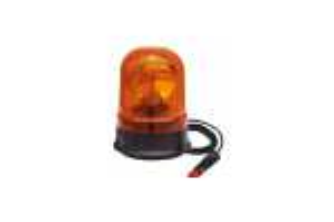 Girofar Cu Magnet Si Bec H1 # L2280-c