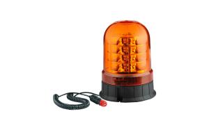 Girofar Cu Magnet 24 Led X 3w R65 R10 # Alr0015-2