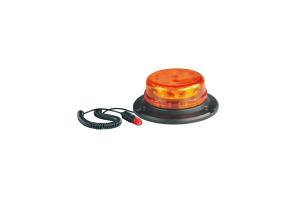 Girofar Cu Magnet 12 Led 10w R65 R10 # Alr0058