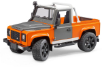 Land Rover Defender Pick Up Bruder # 02591