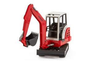 Excavator Mic Schaeff Hr16 Bruder # 02432