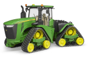 Tractor Cu Senila John Deere 9620rx Bruder # 04055