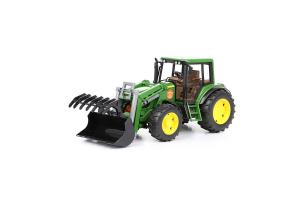 Tractor John Deere 6920 Cu Incarcator Frontal Bruder # 02052
