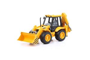 Incarcator Cu Excavator Jcb Midi Cx Bruder # 02427