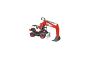 Excavator Mobil Bruder # 03411