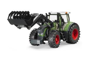 Tractor Fendt Favorit 936 Vario Cu Incarcator Frontal Bruder # 03041