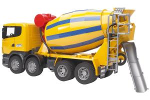Camion Malaxor Beton Scania Seria R Bruder # 03554
