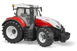 Tractor Steyr 6300 Terrus Cvt Bruder # 03180
