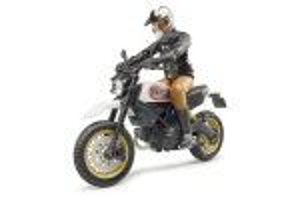 Motocicleta Scrambler Ducati Desert Sled Cu Sofer # 63051