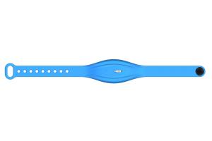Bratara Electronica Ultrasunete Anti-tantari Zerozzz Flexy Albastru # Bugzf-bl