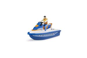 Jet Ski  Cu Sofer Bruder # 063150