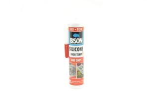 Silicon Rosu Pt. Temperatura 425102 Bison 280ml