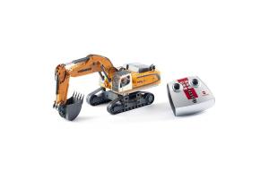 Excavator Cu Telecomanda Liebherr R980 Sme Crawler Siku # 6740