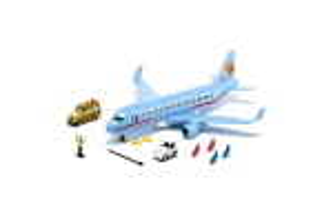 Avion Cu Accesorii Siku # 5402