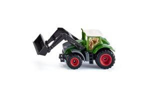 Tractor Fendt 1050 Vario Cu Incarcator Frontal Siku # 1393
