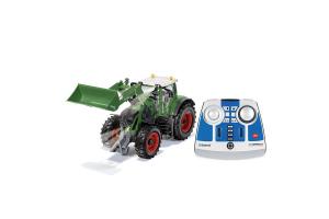 Tractor Fendt 933 Vario Cu Incarcator Frontal, Cu Telecomanda Siku # 6796