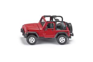 Jeep Wrangler Siku # 4870