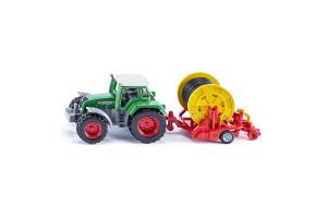 Tractor Cu Bobina De Irigare Siku # 1677