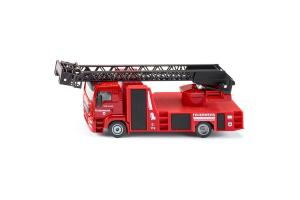 Masina De Pompieri Man Cu Scara Siku # 2114