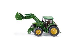 Tractor John Deere Cu Incarcator Frontal Siku # 3652
